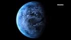 Hubble telescope discovers a Blue Planet like ours - HD 189733b vid hd şafak yamı