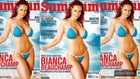 Bianca Beauchamp magazine cover SUMMUM