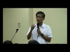 Rev Mar's Sunday Sermon - May 13, 2012