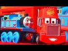 Thomas Tank Talking Farm & Cars 2 Mack Truck inters - Thomas & Friends Disney Pixar Interactive Toys