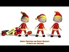 3D Animated Christmas Video Greeting