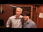 How To Succeed... : In the Studio with Anderson Cooper and Daniel Radcliffe