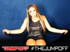 MODEL: Cheyenne Boss (Finalist) - Live Model Photoshoot @ ‪TheJumpOff 2012 [FINALS]‬