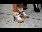 Bare Legs, Pantyhose, or Tights? | New York Fashion Tips