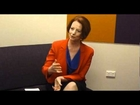 Quest Interview with Prime Minister Julia Gillard, July 10
