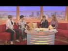 2009 GMTV Interview - Bradley James & Colin Morgan