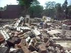 Flood-Hit area Nowshera, DELTA