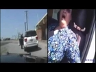 Cop drags 77 year old grandma out of car caught on cam !