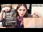 Shopping #5 Primark & Lush | What I Heart Today