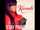 Kandi Burruss Marvin Sapp Stay Prayed Up | New Gospel Single