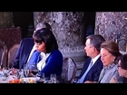 Michelle Obama Too Busy Shovelling Food In Her Mouth - Eyerolls Boehner