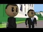 New Ethiopian Comedy - barack obama and hailemariam desalegn talking secrete