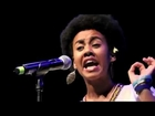 Amazing poetry by Ethiopian girl at Brave New Voices 2012,