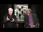 Morgan Freeman Falls Asleep On TV