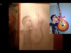 Drawing | Fast Drawing Portrait #1 Vuk Jelicic | AlexaSvilkic