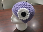 Crochet Hat - Meladora's Butterfly Stitch Beanie Tutorial
