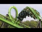 Green Lantern (offride) Six Flags Great Adventure