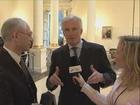 Michel Barnier et Herman van Rompuy au PPE