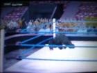 L'undertaker fait l'entré de mickies james