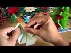 Origami Maniacs 98: Origami Bialbero Christmas Tree