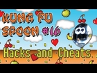 Fight My Monster TV Kung Fu Spoon 15: HACKS and CHEATS will Kung Fu Spoon ever WIN!!