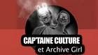 Cap'taine Culture au cabinet des médailles