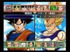 Goku SS1 (Shirt-rip) Vs Vegeta SS1(Req)