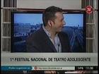 Julia Calvo y el festival adolescente │ El Diario del Domingo, Luis Bremer