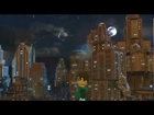 Lego Batman 2 Open World Gamplay Trailer